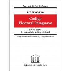 Código Electoral Paraguayo