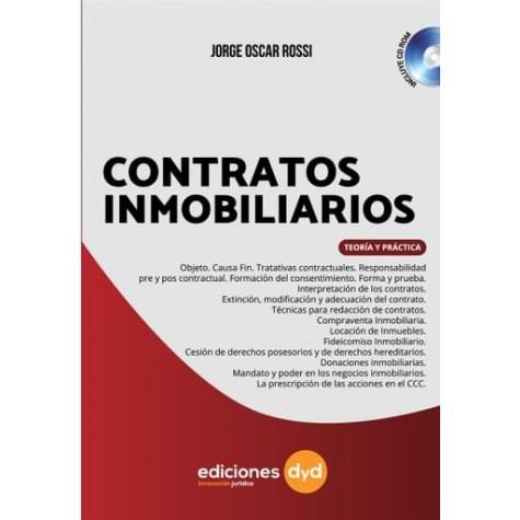 Contratos Inmoviliarios; Teoría y Práctica