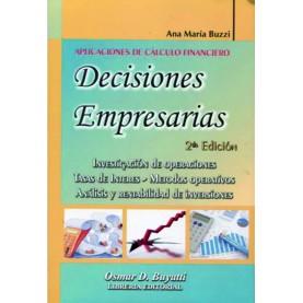 Decisiones Empresariales