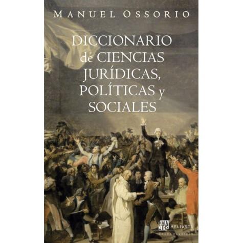 Diccionario de Ciencias Jurídicas, Políticas y Sociales