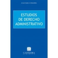 Estudios de Derecho Administrativo
