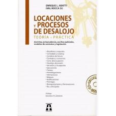 Locaciones y Procesos de Desalojo, Teoría y Práctica