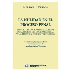 La Nulidad en el Proceso Penal