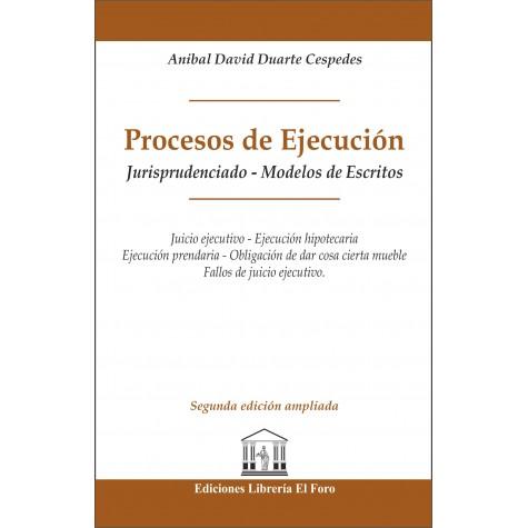 Procesos de Ejecución