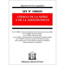 Código de la Niñez y de la Adolescencia