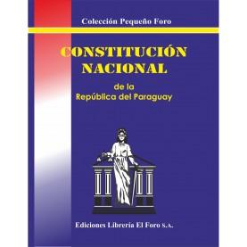 Constitución Nacional de la República del Paraguay (pequeño)