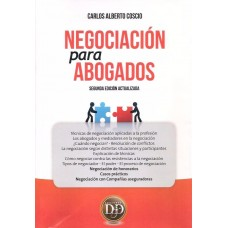 Negociación para Abogados