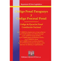 Código Penal Paraguayo y Código Procesal Penal