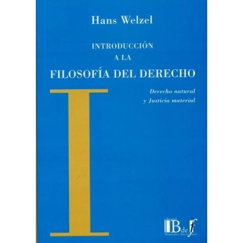 Introducción a la Filosofía del Derecho